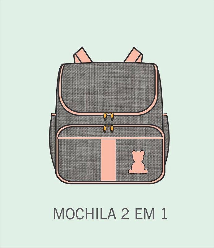 Mochila 2 em 1