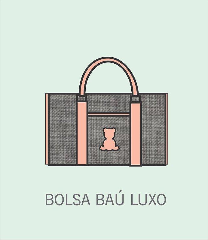 Bolsa Baú Luxo