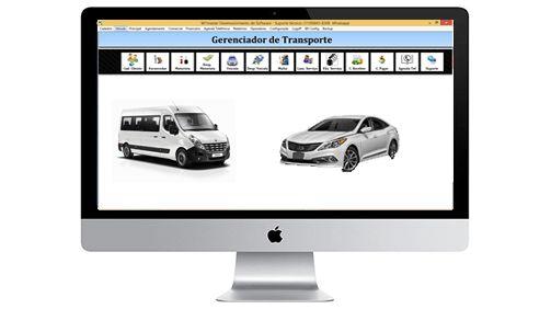 Sistema Transporte Executivo - Licença para 1 Servidor