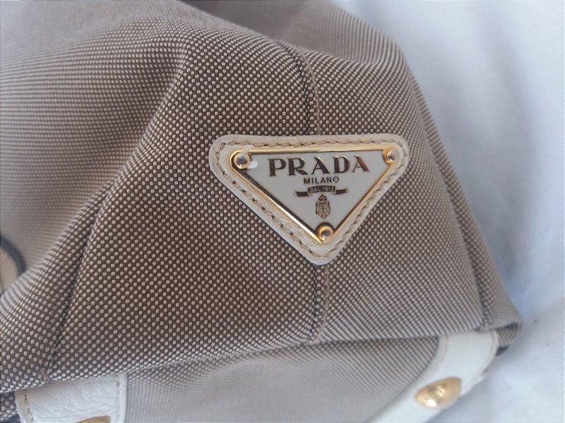 Bolsa Feminina Prada, Original , semi-nova , Impecável
