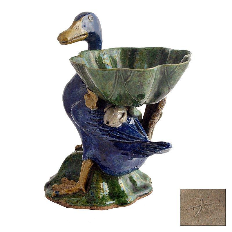 Pato Companhia das Índias antigo