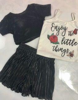 Conjunto Enjoy the little things