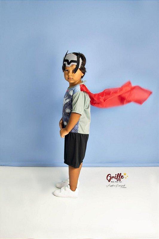 Fantasia Menino Thor