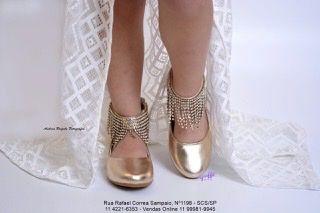 Sapato de Couro Franjinha