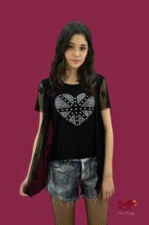 T-shirt Bobbylulu