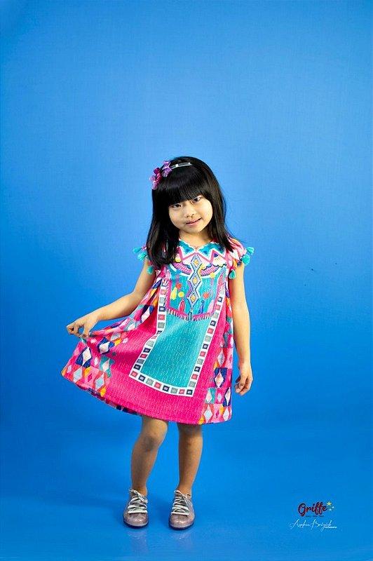 Vestido Tapete Alladin