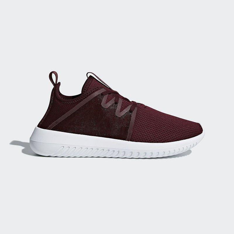 60f4e173832 Tenis Adidas Tubular Viral 2 Vinho - Sportlet Sneakers