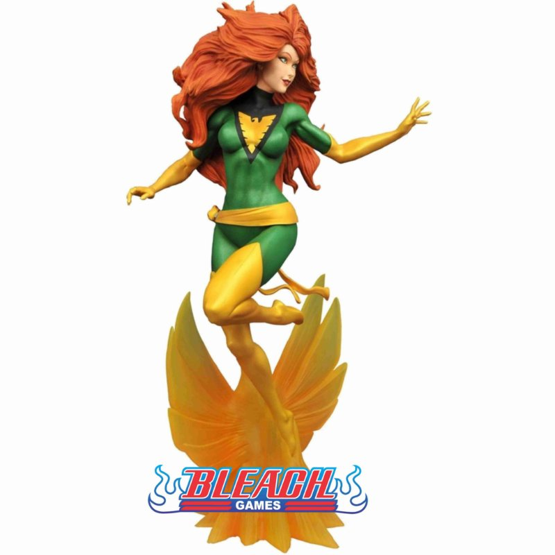 ESTÁTUA DIAMOND SELECT MARVEL GALLERY - X-MEN PHOENIX PVC DIORAMA