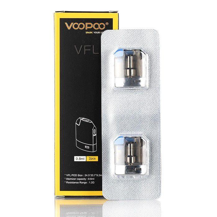 Pods (Cartucho) de reposição p/ VFL - Voopoo