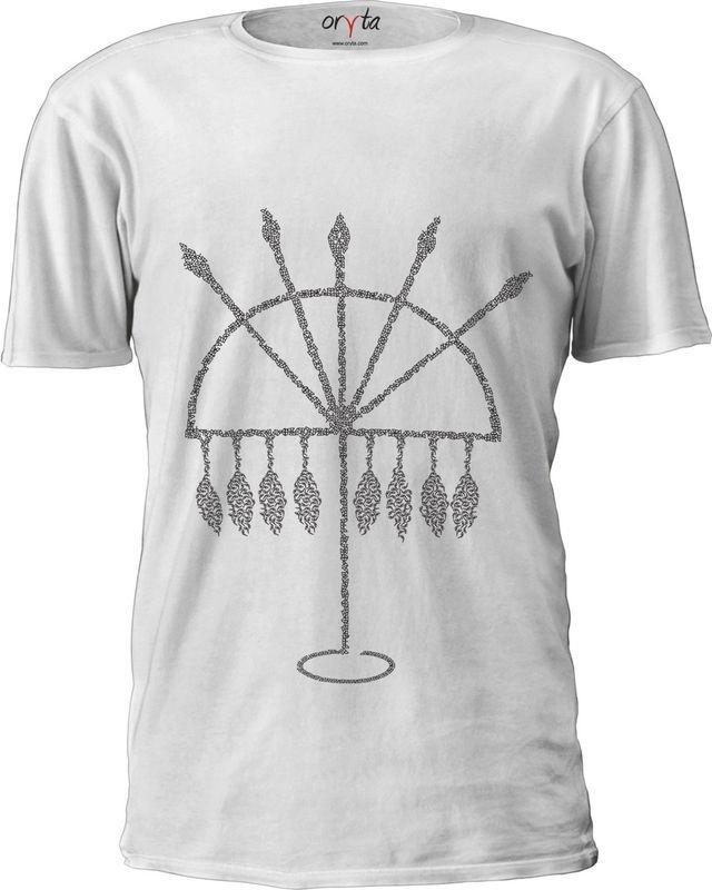 Camiseta Oxóssi