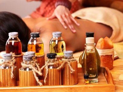 Massagem Aromaterapêutica