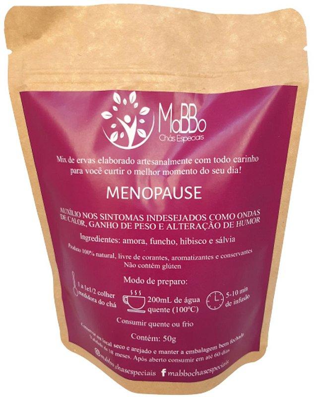 Chá Menopause