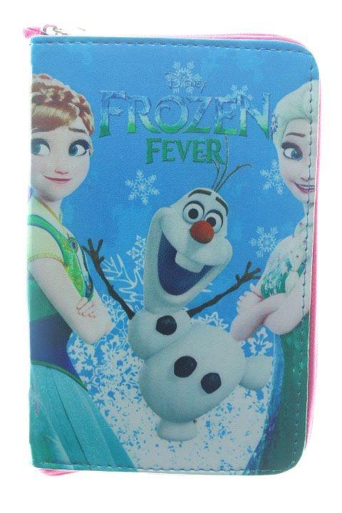 Capa para Tablet Universal 7 Pol. Couro Sintético com Ziper Frozen