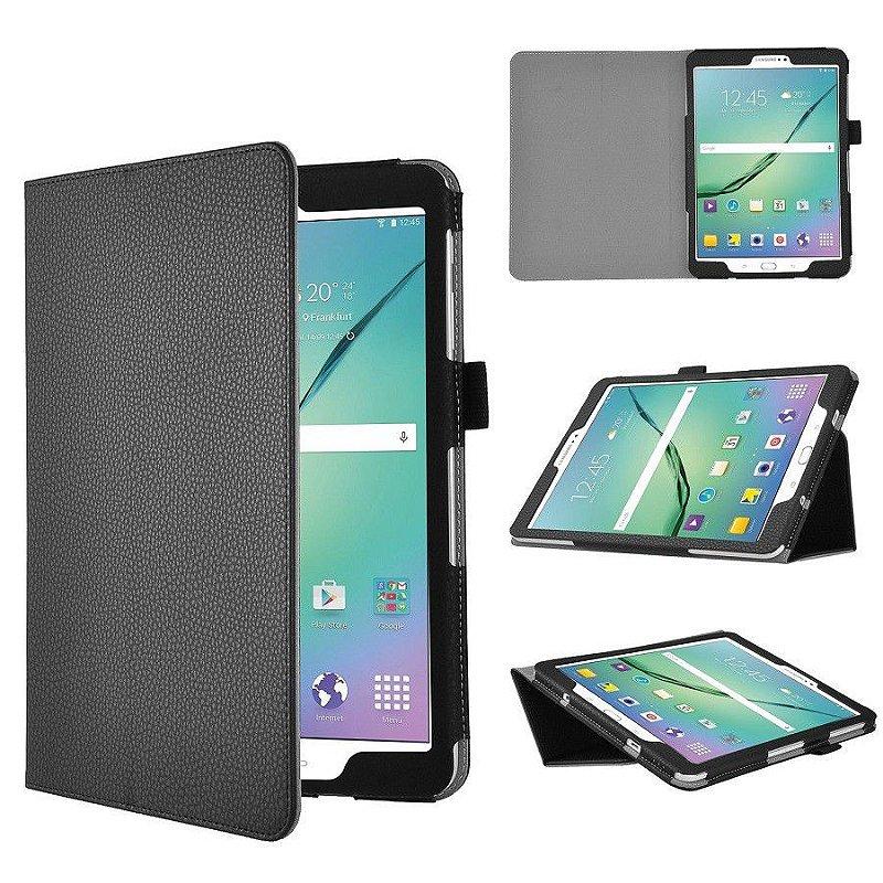 Capa para Tablet Samsung Galaxy Tab A T285-T280 Pasta Preta