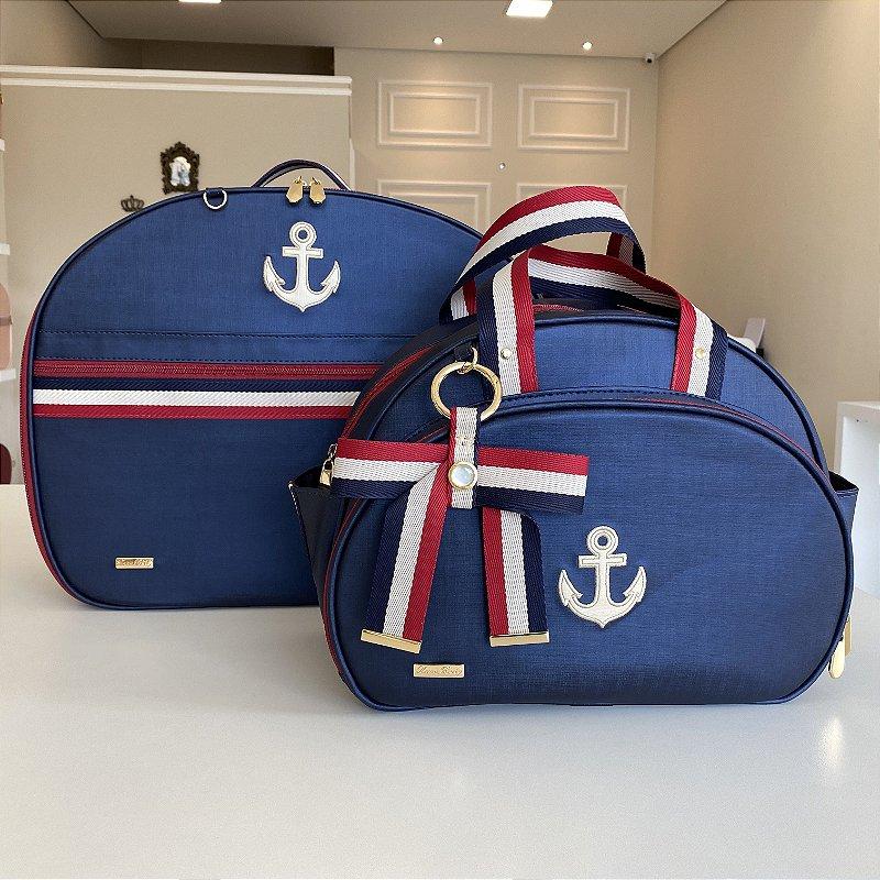 Kit Maternidade Navy