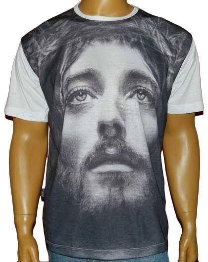 Face Cristo Espinhos