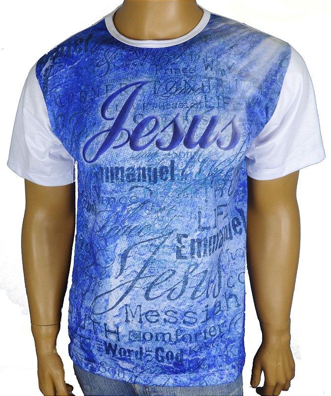 Camiseta Jesus Emanuel
