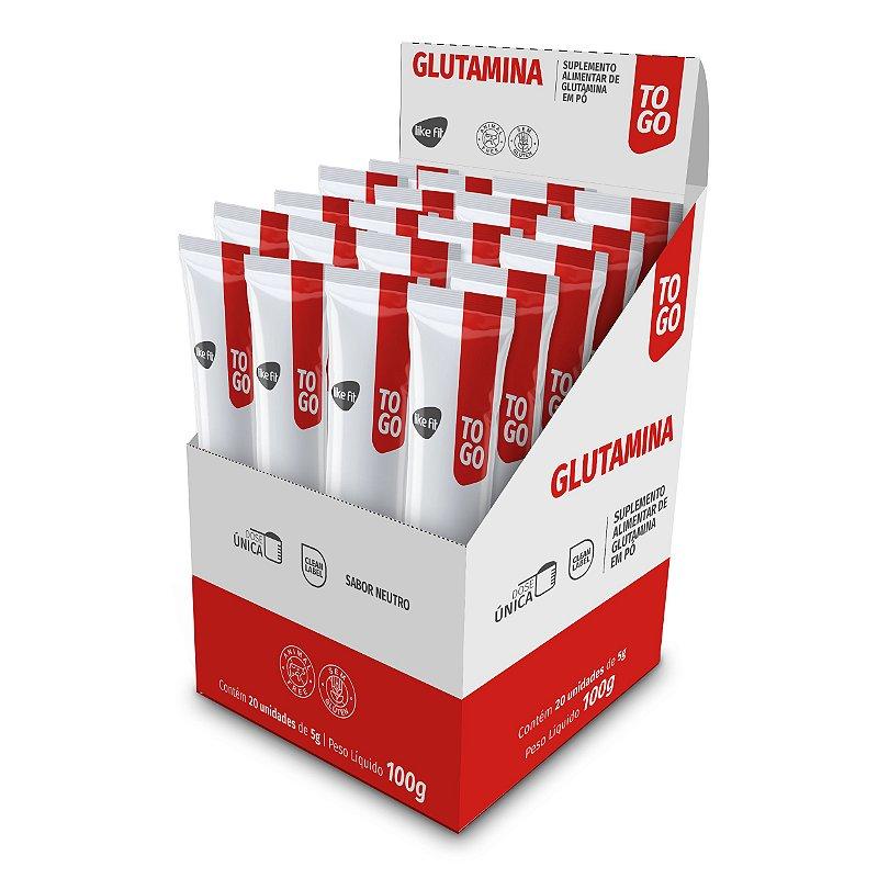 Amino  Glutamina  (Dose 5g) - Display 20 Unid