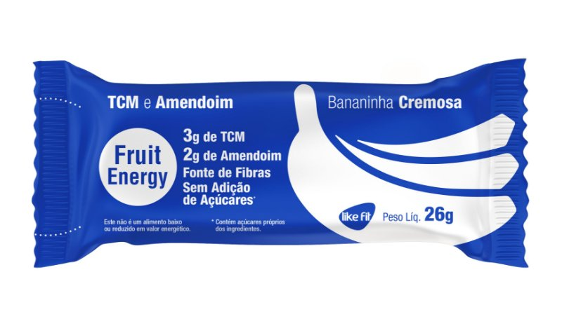 Fruit Energy 3g TCM - 3 Unid