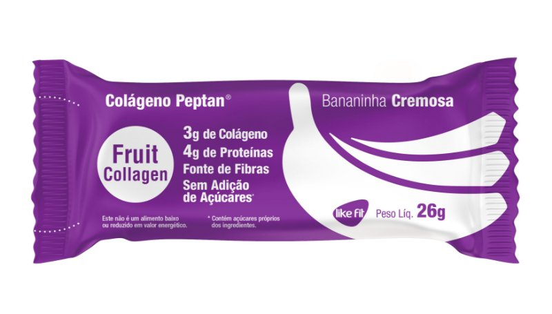 Fruit Colageno 3g Peptan - Display 24 unid