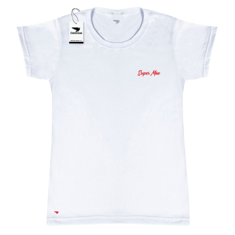 Camiseta Darosaa, Super Mãe