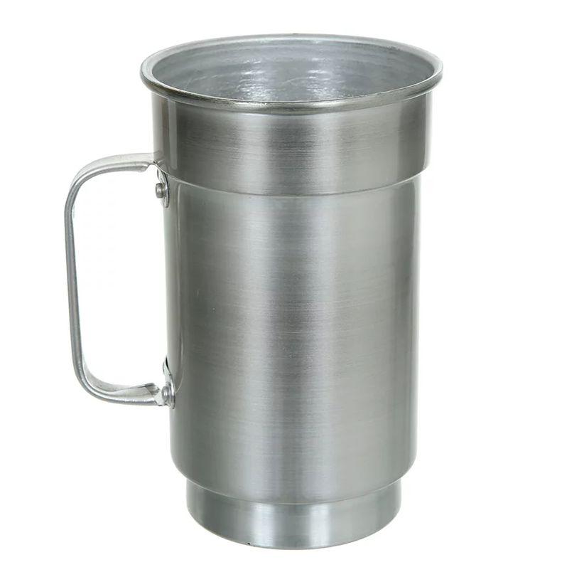 Caneca Chopp de Alumínio 680ml - Darosaa