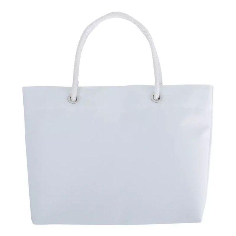Bolsa Branca Personalizada - Darosaa