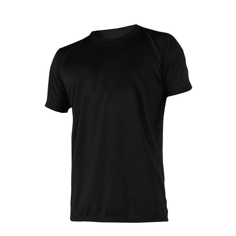 Camiseta Básica Darosaa Preta