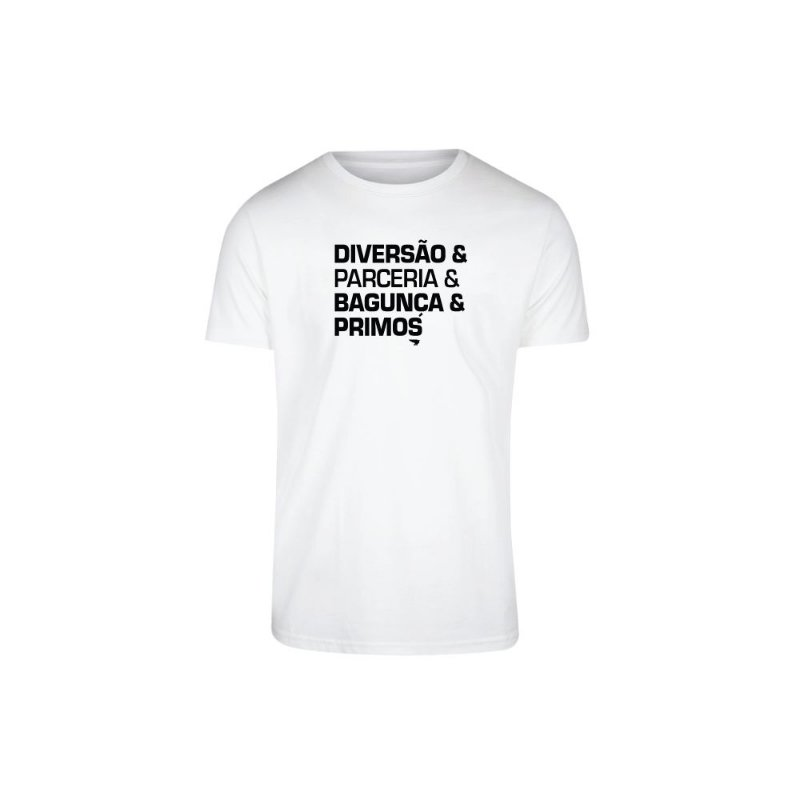 Camiseta Kids Diversão