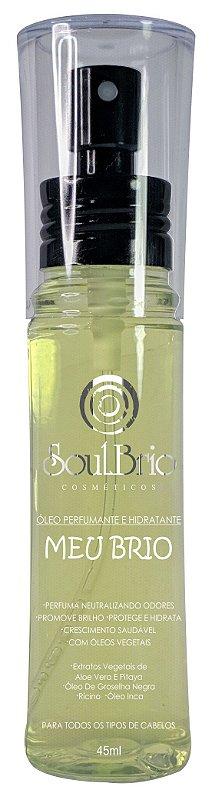 Óleo Perfumante e Hidratante  Meu Brio - Fragrância de Ervas