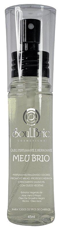 Óleo Perfumante e Hidratante - Meu Brio  Fragrância Cítrica