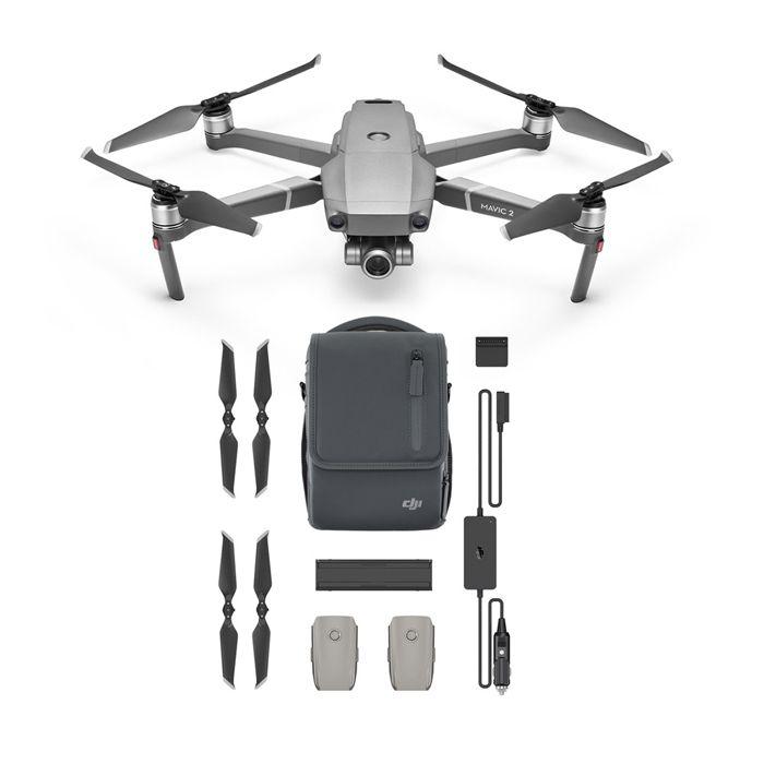 Drone DJI Mavic 2 Zoom Fly More Combo - J&R Drones ...