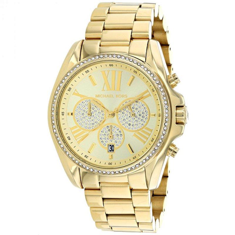 e3e862cc692 Relógio Feminino Michael Kors MK6538 Dourado - Mimports - Produtos e  perfumes importados exclusivos para você