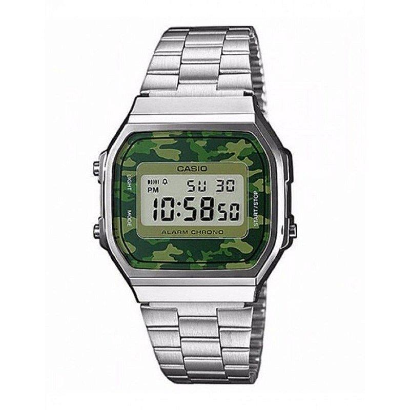 efd0c855248 Relógio Masculino Casio Vintage A-168WEC-3D Prata - Mimports - Produtos e  perfumes importados exclusivos para você