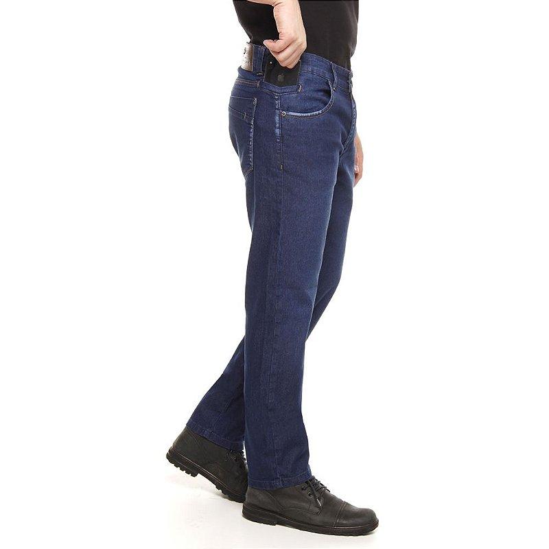 calça jeans prs comfort estonada