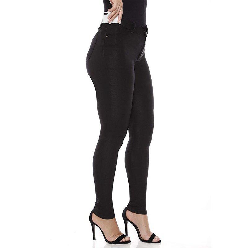 calça bengaline prs skinny legging