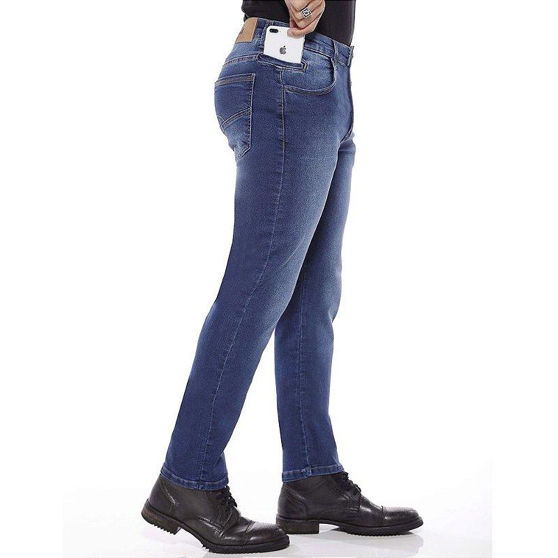 calça jeans prs comfort clara