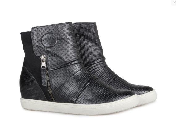 Sneaker Cris Preto