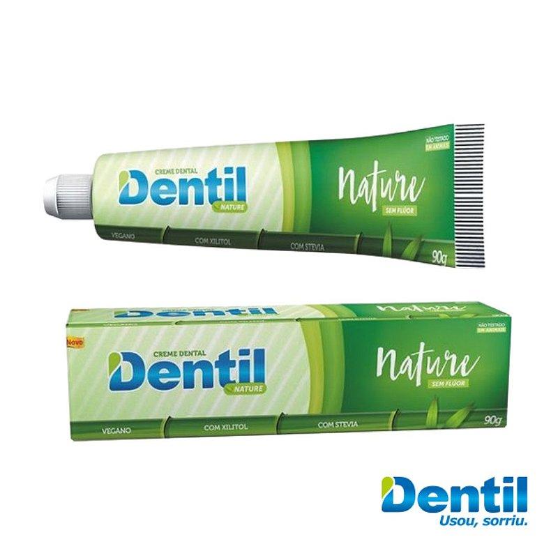 Creme Dental Vegano sem Flúor ( Ajuda a combater o mau hálito )...