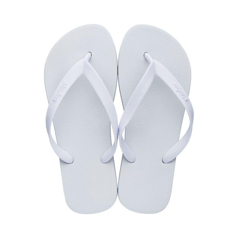 Sandália Starlux Clássica Branca (Maior Durabilidade e Resistência)