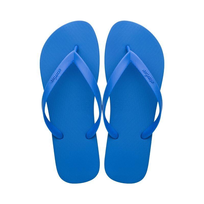 Sandália Starlux Clássica Azul Claro (Durabilidade e Resistência)