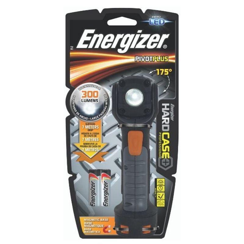 Lanterna Energizer Hard Case Pivot Pro Ligth