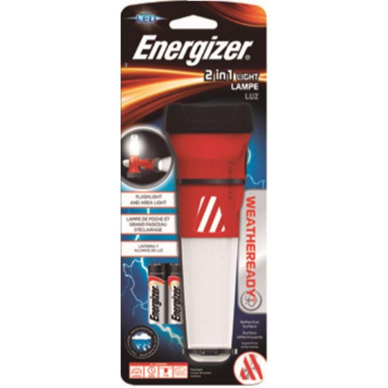 Lanterna Energizer Camping 2 em 1 ( Funciona Como Lanterna Light )