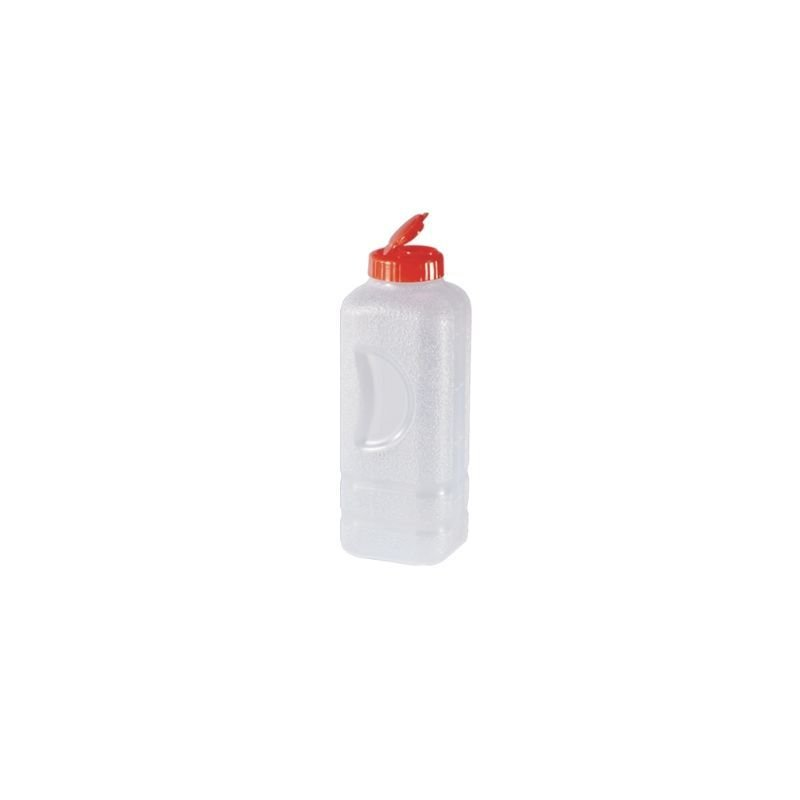 Garrafa para Água Vermelha Starlux 1,1 litros ( Material Atóxico )