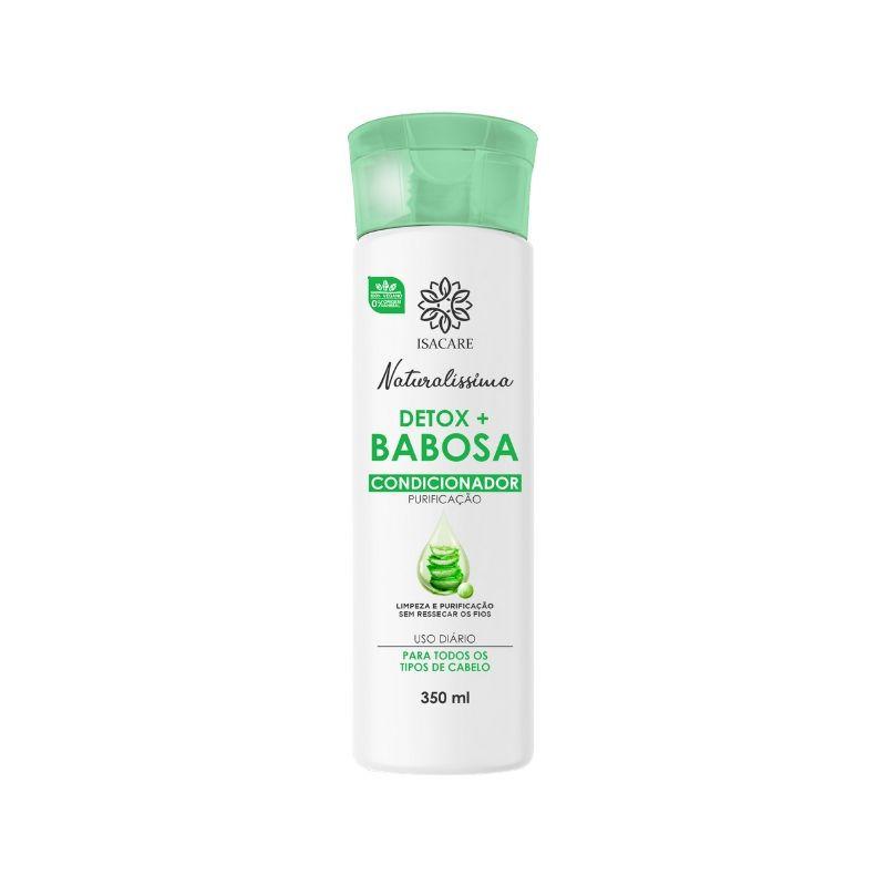 Condicionador Isacare Detox Babosa 350ml
