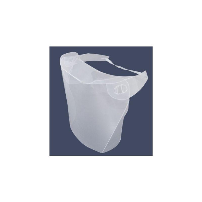Protetor Facial com Elástico Fino Desmontável Dello (Com Elástico)