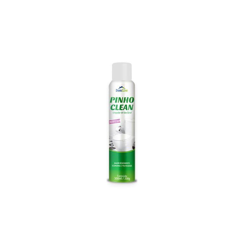 Limpador Pinho Clean Domline 300ml ( Uso Geral e Ação Direta )