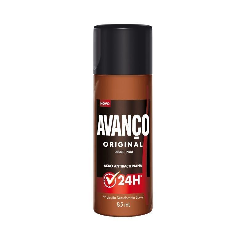 Desodorante Spray Avanco Original 85ML ( Protege Contra os Odores )