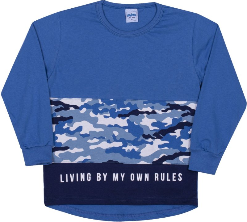 Camiseta Avulsa Infantil Rules Alaska - Serelepe Kids