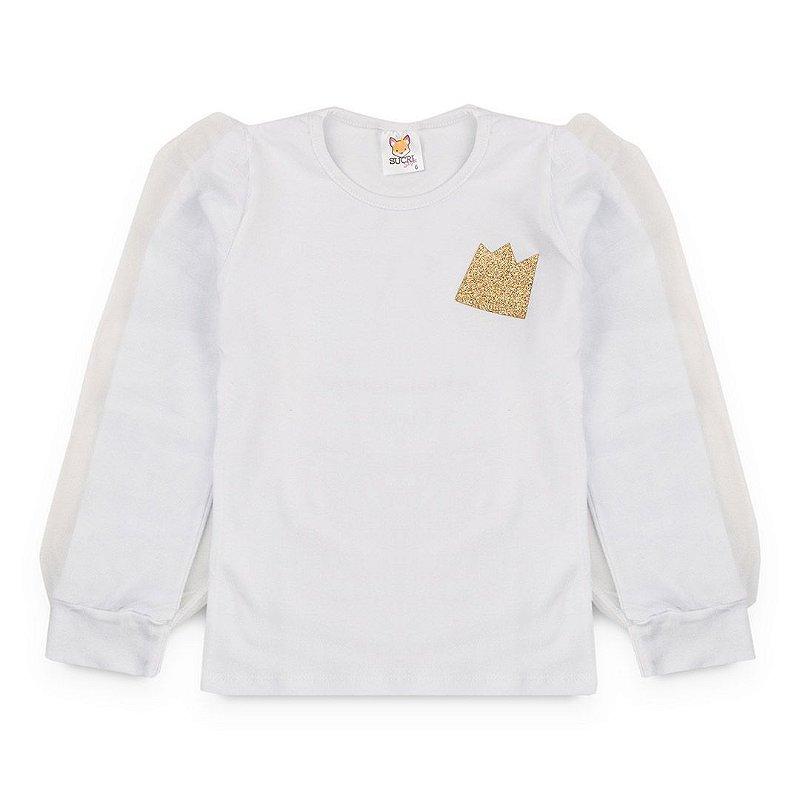 Blusa Vênus Branco - SucriStyle